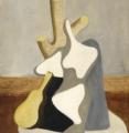 1937ca_[Forme Abstraite avec guitare]_vera pagava